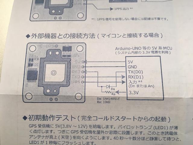 GPS_to_Arduino